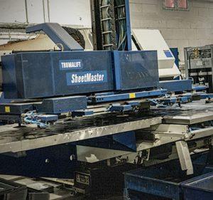 HPH Sörries Lasertec Sheetmaster
